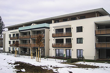 WOHNANLAGE - Wohnungsbau ZAHN IG